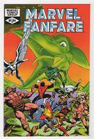 Marvel Fanfare #3 (Jul 1982) [Ka-Zar, X-Men, Hawkeye] Claremont, Cockrum c