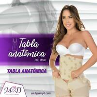 Tabla Abdominal para Faja Colombiana Post Surgery Compression Lipo Board