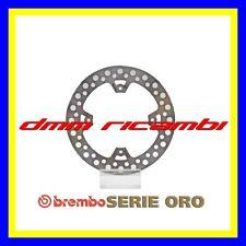 Disco freno posteriore BREMBO ORO HONDA CR 125 250 E R CRF 250 450