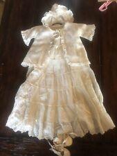 Vintage Infant Christening Set 5 Piece