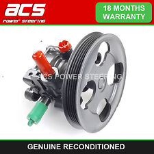 MITSUBISHI CARISMA POWER STEERING PUMP 1.6, 1.8 1995 TO 2006 - RECONDITIONED