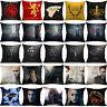 Game Of Thrones Cotton Linen Square Pillow Cases Sofa Throw pillow Cushion Case