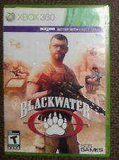 Xbox Kinect BlackWater 2011