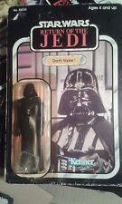 Moc 1983 de colección Guerra de las Galaxias Darth Vader Kenner Rotj 77 Back hecho en Hong Kong