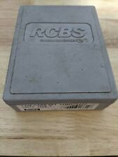 Rcbs 3-Die Reloading Set .44Mg / .44Sp Used In Factory Box 18612 Used Cond.