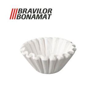 1000 x Bravilor Paper Filter Cups - Mondo/Matic/Novo/TH/Iso