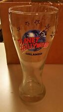 Planet Hollywood 16 Ounce Drinking Glass,Orlando Florida
