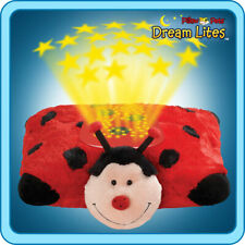 100% Official Dream Lites Ladybug Pillow Pet! Brand New In Box! As Seen On TV!