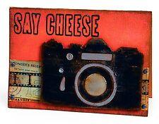 Sizzix Bigz Vintage Camera die #657834 Retail $19.99 Tim Holtz Alterations!!