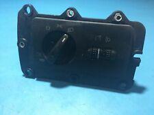 2002 Skoda Fabia 6Y2 857 923 Petrol Headlight Control Switch