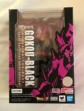 Dragon Ball Z S.H. Figuarts Goku Black Super Saiyan 2019 SDCC Exc. Presale DBZ