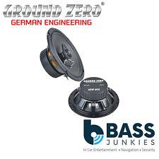 "Ground Zero GZIF 65X - 16.5 cm 6.5"" 120 Watts 2 Way Coaxial Car Speakers"