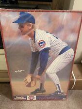 Vintage Framed Mark Grace Sports Illustrated Poster - Chicago Cubs New