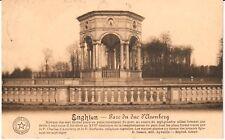 Schaarse oude postkaart ENGHIEN, PARC DU DUC D'ARENBERG (PK520)
