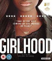 Girlhood [Blu-ray] [DVD][Region 2]