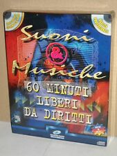 CD Windows Macintosh | Suoni & Musiche 60 minuti, Tecniche Nuove Multimedia 1997
