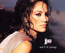 Ain't It Funny [Maxi Single] by Jennifer Lopez (CD, Apr-2001, Columbia (USA))