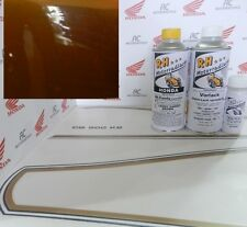 Honda CB 550 Four Paint Color Kit Candy Garnet Brown+ Decal Stripes Fuel Tank