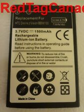 1500mAh Battery Pack For HTC Desire S Incredible S/2 G11 G12 S510e S710e 6350