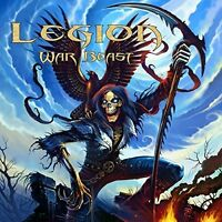 The Legion - War Beast [New CD]