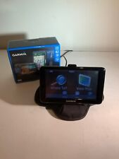 Garmin Nuvi 2555lmt GPS with Stand Charger Cables Case Works Bundle
