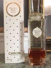 Narcisse blanc extrait de parfum Caron discontinué