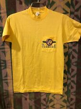New listing Vintage 70's 100% Cotton Florida Souvenir Pocket T Shirt Small Deadstock