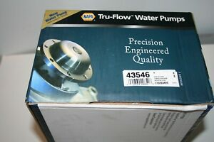 NEW Engine Water Pump NAPA 43546 fits 99-03 Ford F-450 Super Duty 7.3L-V8