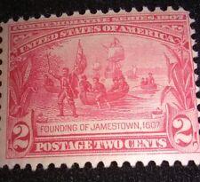 US Scott# 329 M/NH 1907