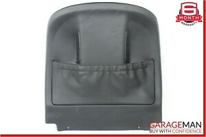 07-09 Mercedes W221 S550 S450 Front Right or Left Side Back Panel Seat Cover OEM