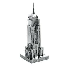 Fascinations Metal Earth 3D Laser Cut Steel Model Kit Empire State Building