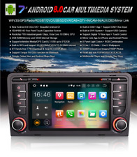RADIO DVD AUDI A3 ANDROID 8.0  BLUETOOTH,GPS,TDT, HD, MP4, USB...