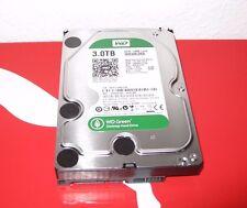 Western Digital Green 3000 GB / 3TB WD30ERZX 00MMMB0 SATA Festplatte HDD WD