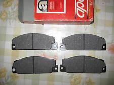 NEW FRONT BRAKE PADS - FITS: FIAT X1/9 / X19 & 131 & STRADA / RITMO (1982-89)