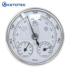 Temperature Humidity Atmospheric Barometer Hygrometer Thermometer Household