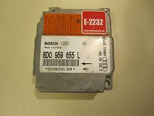 8D0959655L Audi A4 B5 Airbag Steuergerät 8D0 959 655 L