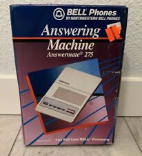 BELL PHONES ANSWERMATE 275  ANSWERING MACHINE ***EXCELLENT CONDITION***