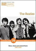Nuovo The Beatles - Here La E Everywhere DVD