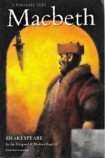 Macbeth Shakespeare Parallel Text Series, Third Edition Original & Modern Text