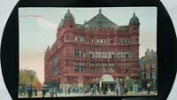PALACE THEATRE WEST END LONDON ORIGINAL POSTCARD C1909 UNUSED COLOUR 1/2 D STAMP