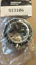Wheel Bearing Rear,Front National 513106