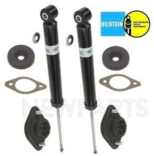 For BMW E30 3-Series Sport Suspension Rear Shocks & Mounts Gasket Bump Stop Kit
