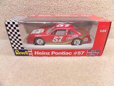 New 1991 Revell 1:24 Diecast NASCAR Hut Stricklin Heinz 57 Pontiac Grand Prix