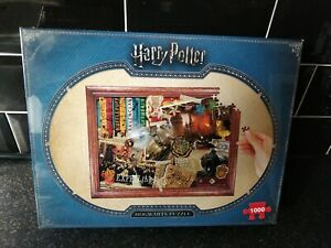 Winning Moves Harry Potter Hogwarts Collectors Jigsaw (1000 Pieces) (02466)