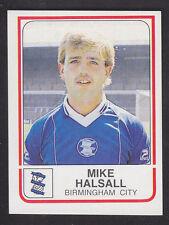 Panini Fútbol 84 - # 48 Mike Halsall-Birmingham