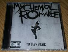 """MY CHEMICAL ROMANCE  """"The Black Parade""""  NEW   (CD, 2006)"""
