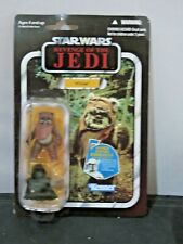 2011 Star Wars Revenge of the JEDI WICKET Vintage Collection