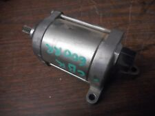 2009 Honda CBR600RR OEM Starter motor