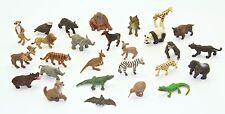 Set of 27 - Wild Animals Fun Pack Safari Ltd. Good Luck Mini Tiny Model Figurine