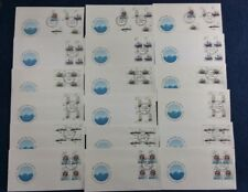 FDC Envelopes Australian Antarctic Territory Cover Number 6 Incomplete Set (35)